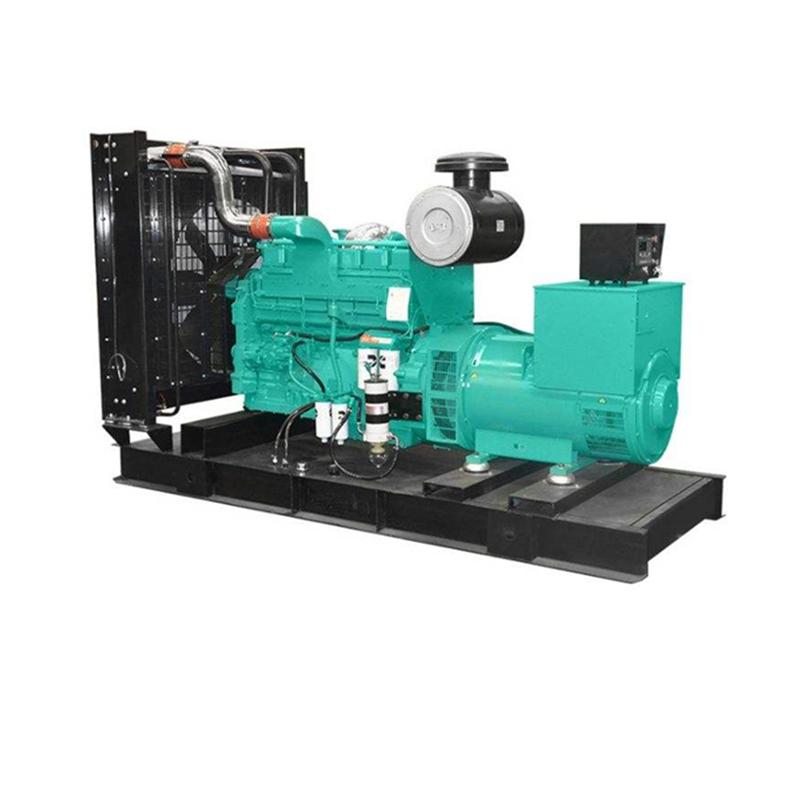 发电机组提供引擎高水温、低油压、充电失败、超速等性能