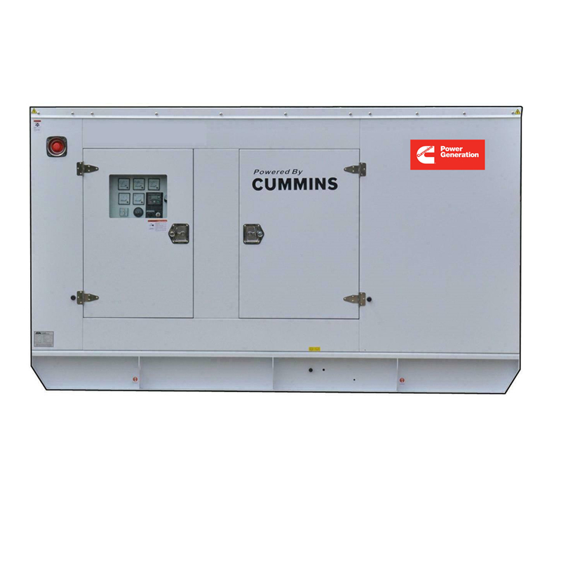 柴油发电机其最大功率为340千瓦;Perkins英国帕金斯