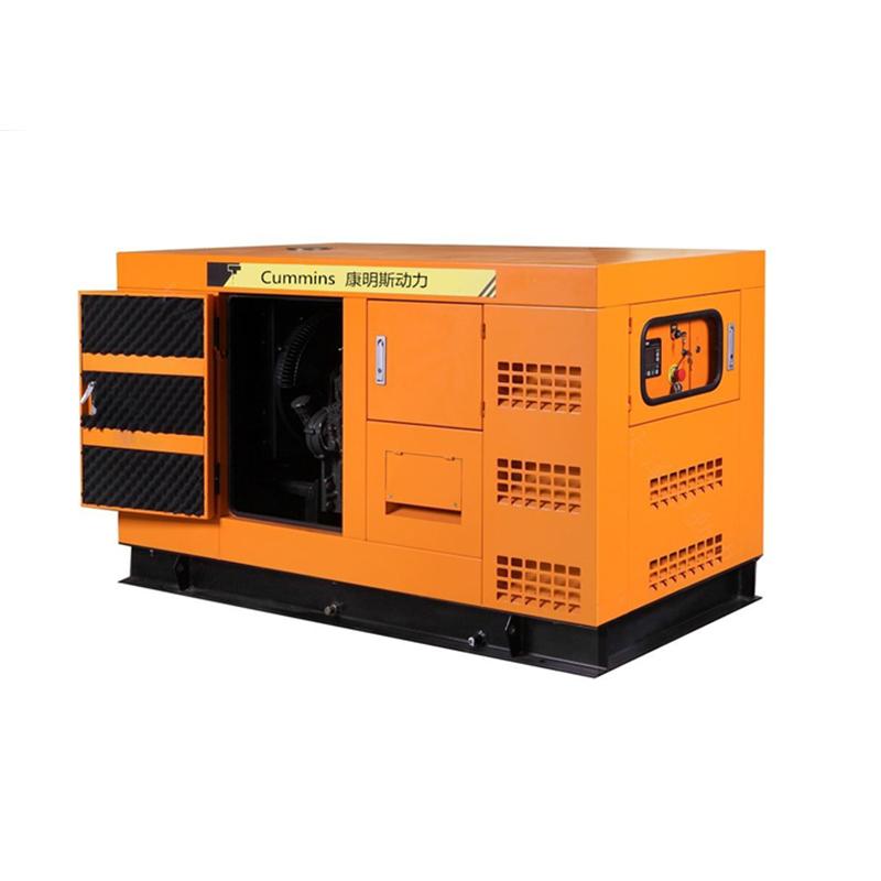 柴油发电机组检查运转情况以及各安全装置的性能